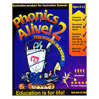 Phonics Alive 2 The Sound Blender 5 CD Lab Pack