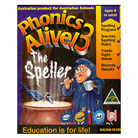 Phonics Alive 3 The Speller 5 CD Lab Pack