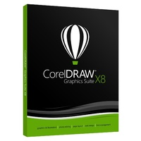 CorelDRAW Graphics Suite X8 Upgrade