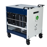 pclocs Revolution 32 Cart Laptop Trolley