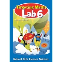 Targeting Maths Lab 6 School Version